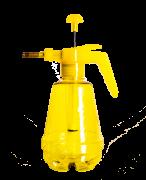 Pulverizador Manual Compressão Prévia 1,5 lt Amarelo Top Garden