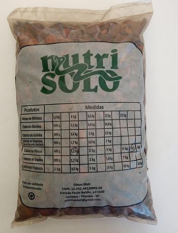 CASCA DE PINUS 1,2 KG NUTRISOLO