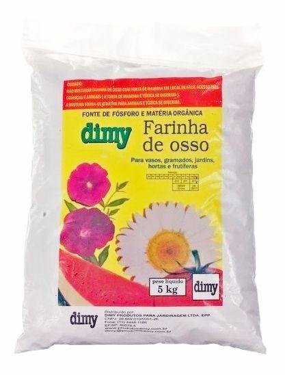 Farinha de Osso 5kg Dimy