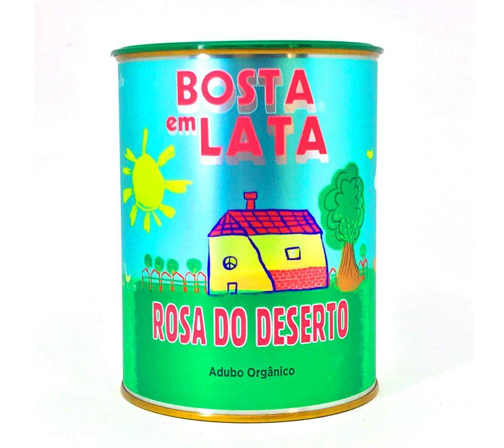 FERT.ORGANICO BOSTA EM LATA 500G ROSA DO DESERTO