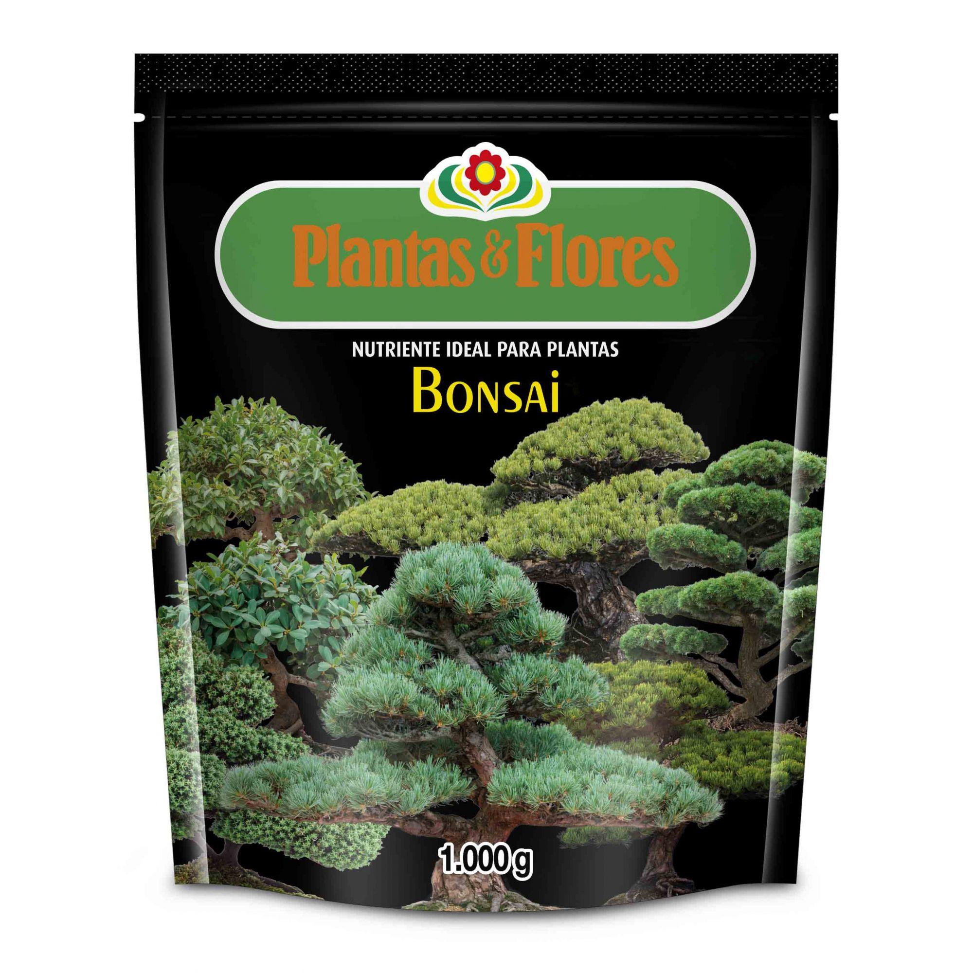 Fertilizante para Bonsai Plantas & Flores Bonigo