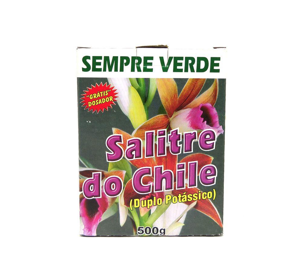Fertilizante Salitre do Chile 500g - Sempre Verde - BONIGO