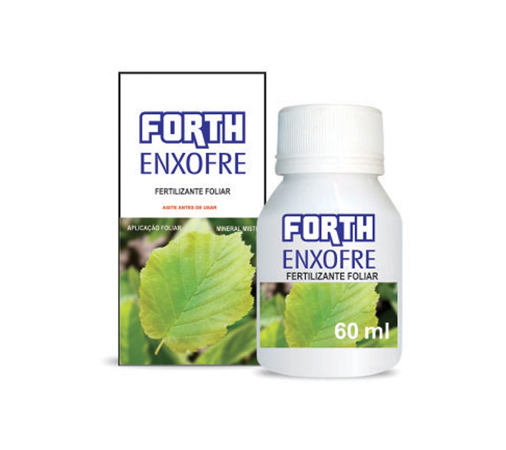 Forth Enxofre 60ml