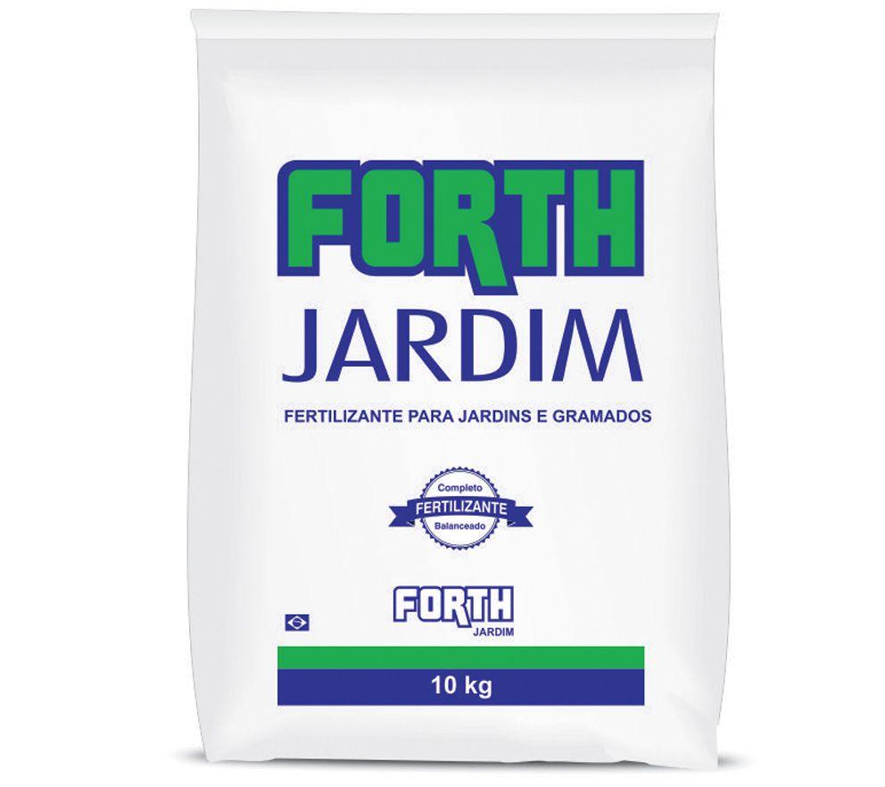 Forth Jardim Fertilizante 10kg