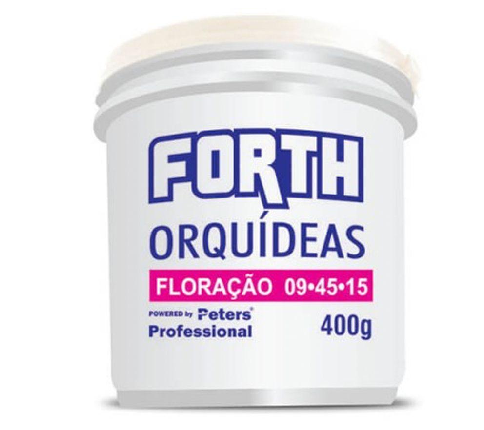 Forth OrquÍdeas Floração 09-45-15 -  400g - PETERS