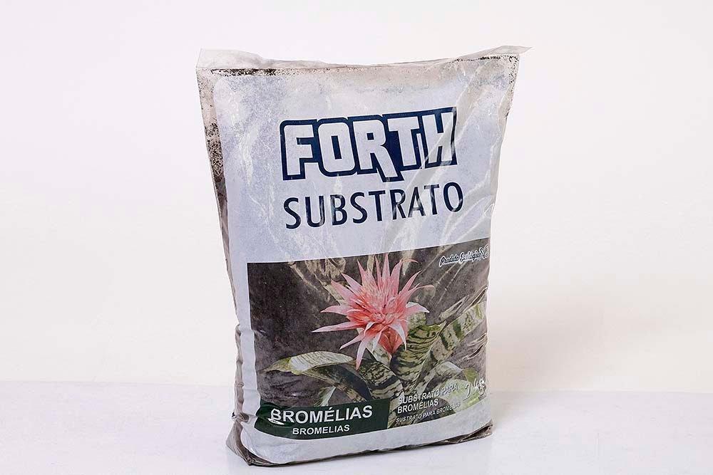 Forth Substrato Bromélia 2 KG