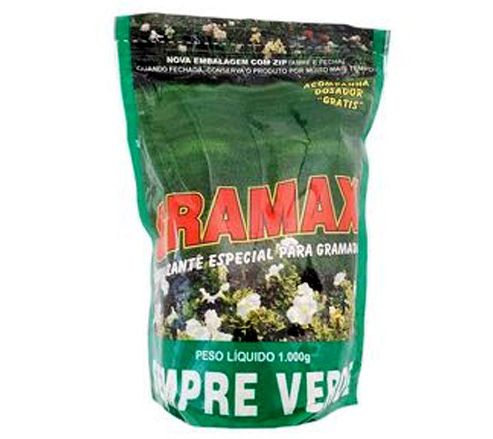 Gramax N.P.K. 14-12-11 - 1kg - Sempre Verde - BONIGO