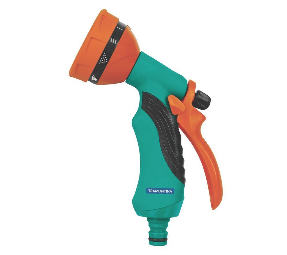 Hidropistola Multifunção 10 tipos de jatos para engate rápido 78520500 - Tramontina