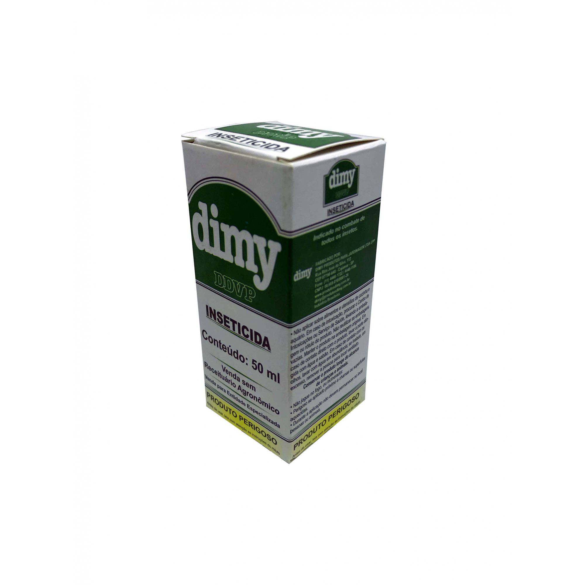 Inseticida DDVP Dimy 50ml