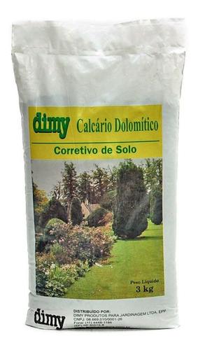 Kit Calcário Dolomítico 3kg Dimy +forth Rosa Do Deserto 400g