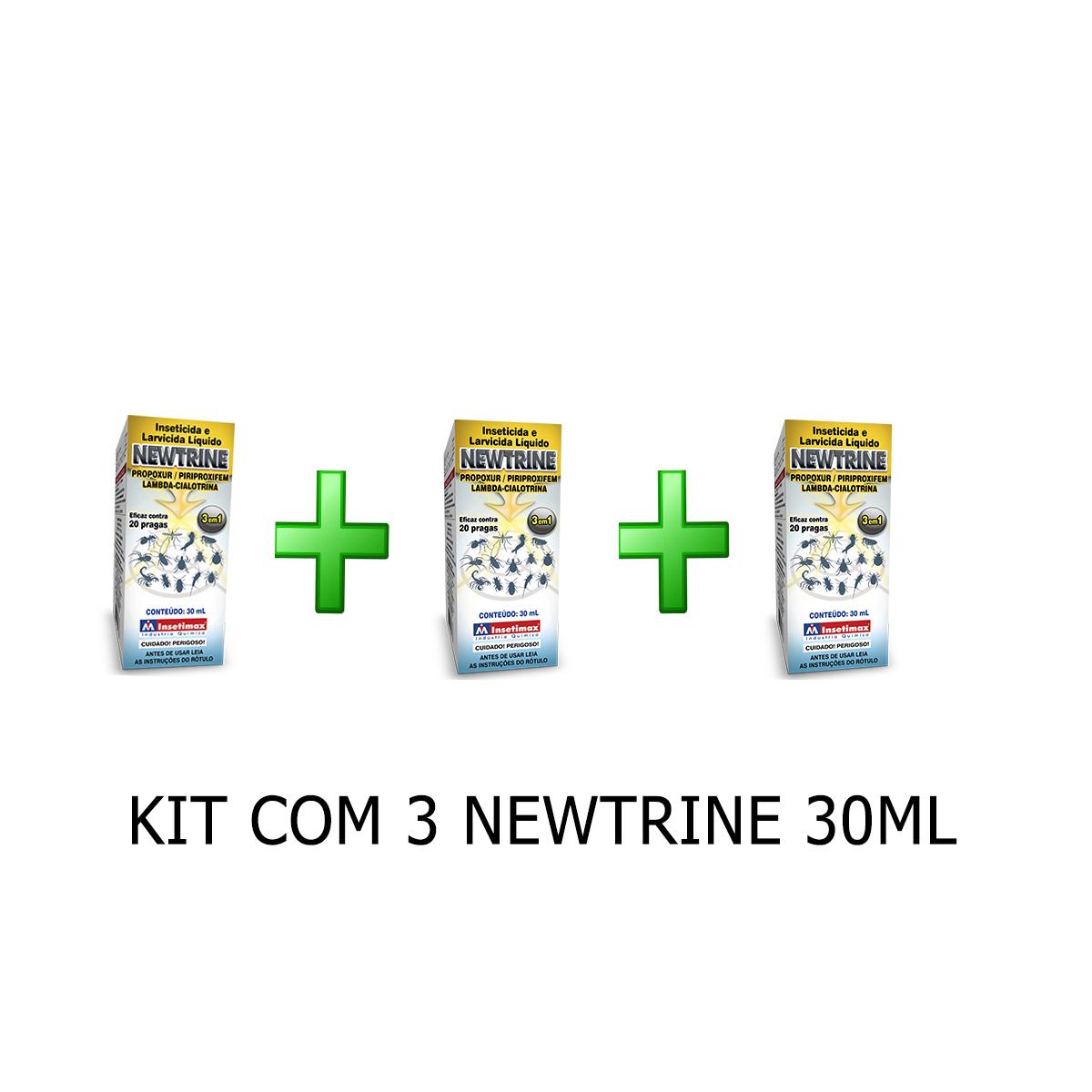 KIT 3 NEWTRINE 30ML INSETMAX