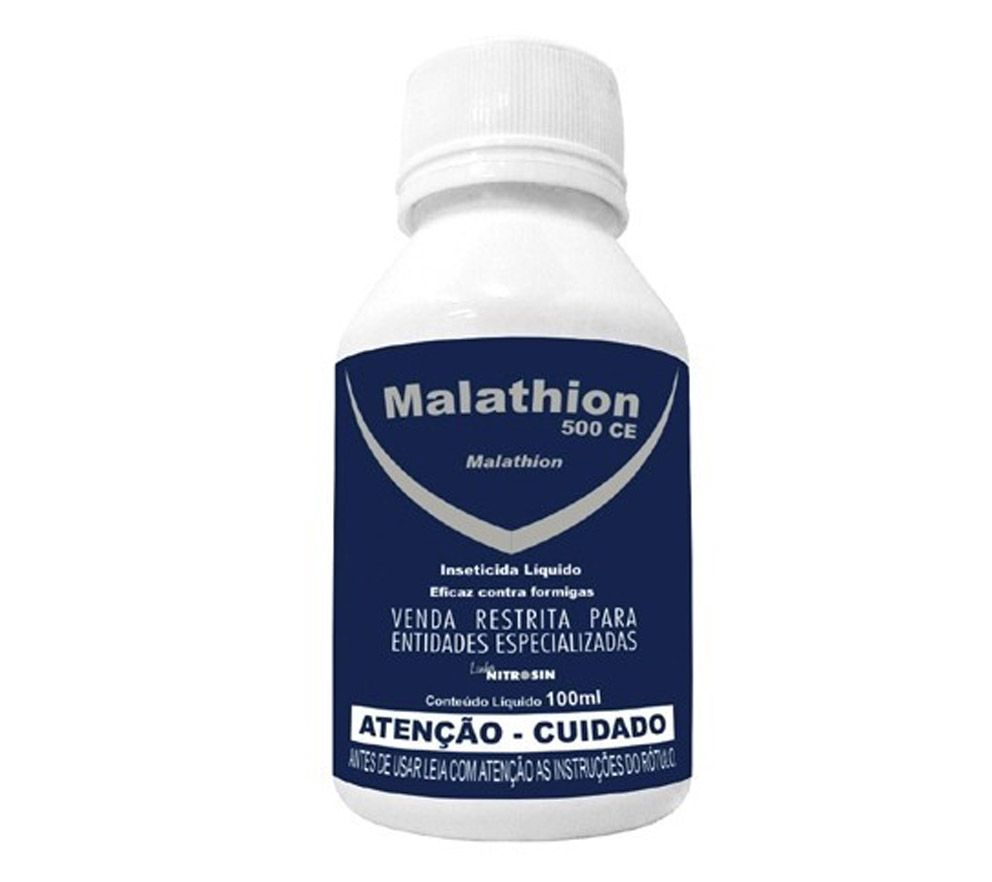 MALATHION 500CE 100ML NITROSIN
