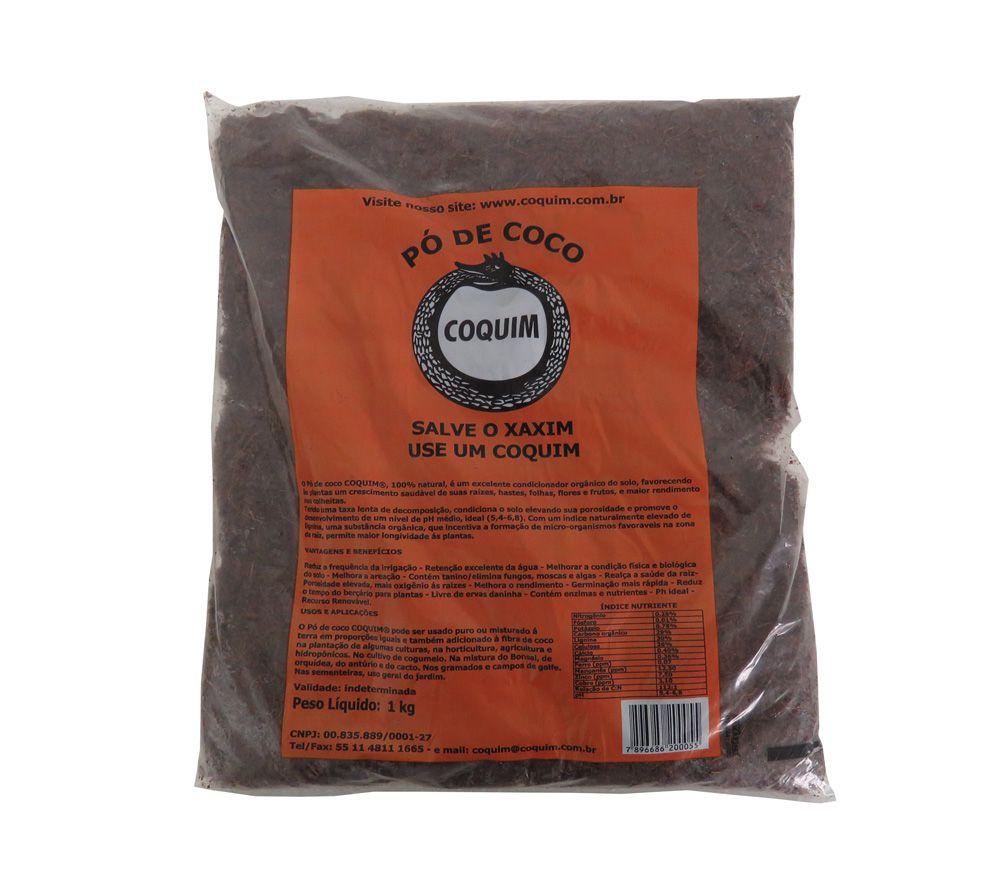 Pó de Coco 1kg - COQUIM