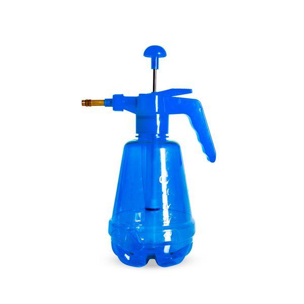 Pulverizador Manual Compressão Prévia 1,5 lt Azul Top Garden