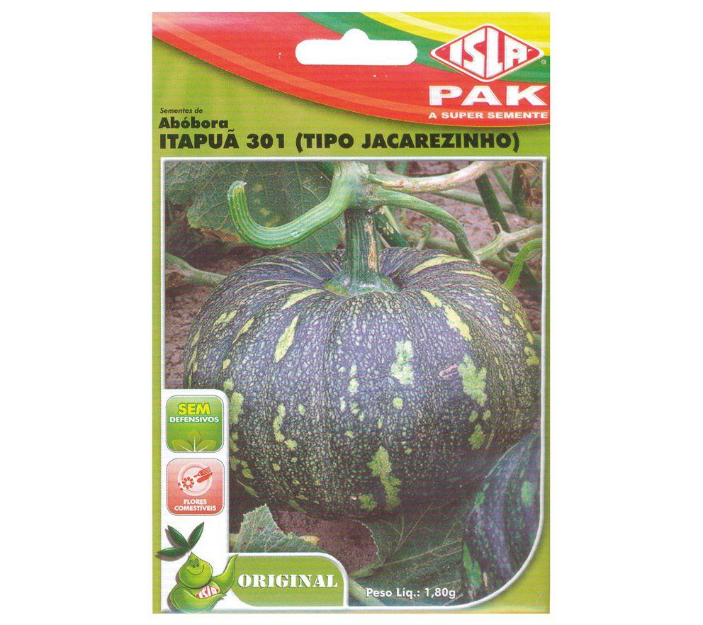 Semente de Abóbora Itapuã - Tipo Jacarezinho 1,80g