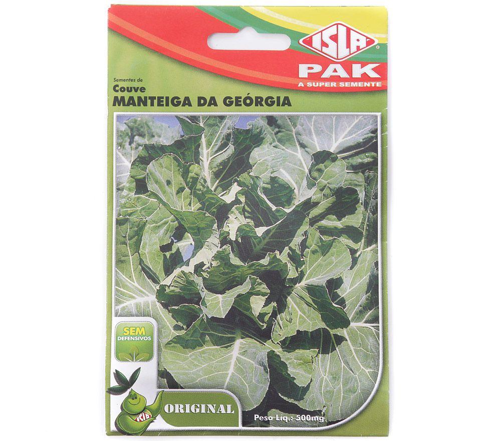 COUVE MANTEIGA DA GEORGIA 0,50G ISLA