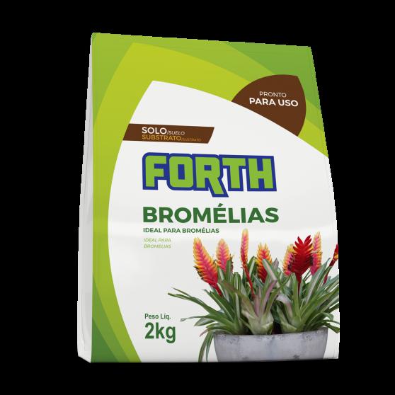 SUBSTRATO BROMELIA 2KG FORTH