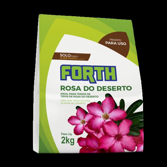 SUBSTRATO ROSA DO DESERTO 2 KG FORTH