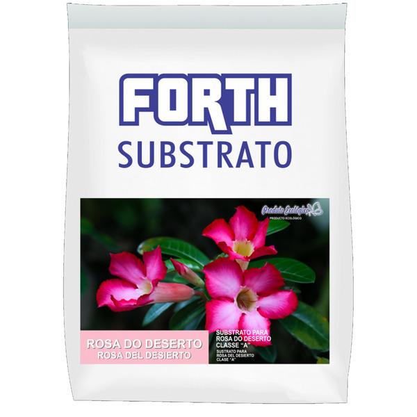 SUBSTRATO ROSA DO DESERTO 5KG FORTH