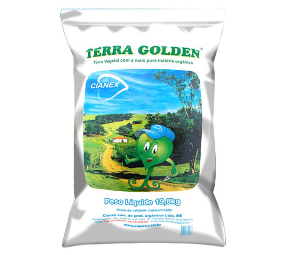 Terra Vegetal Golden 19,800 KG - CIANEX