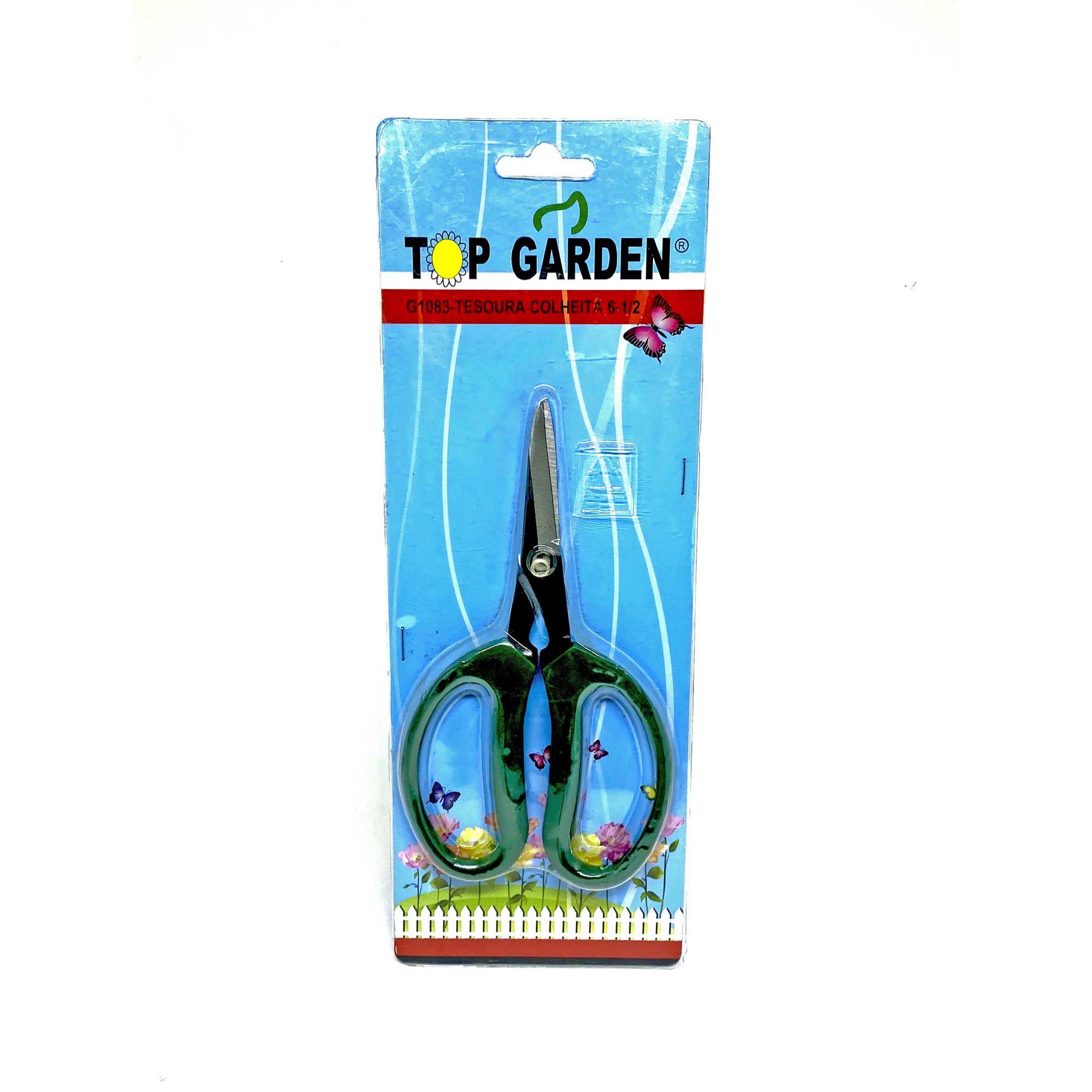 Tesoura para colheita G1083 Top Garden