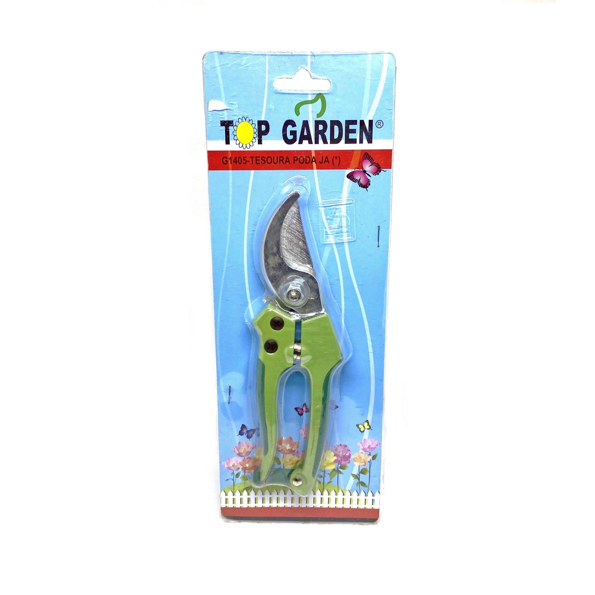 Tesoura  Japonesa Steel G1405 Top Garden