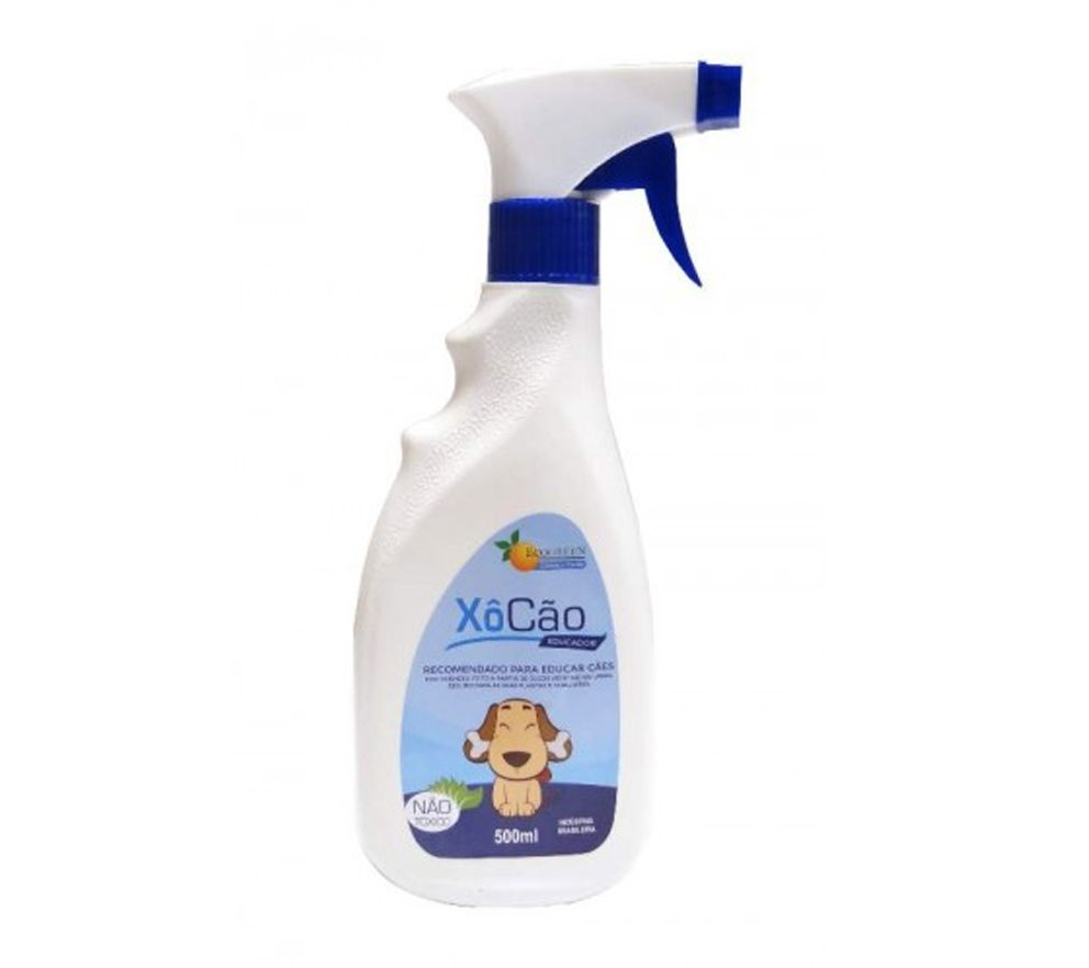 Xõ Cão Spray Repelente para Cães 500ml