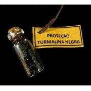 Amuleto para Carro Turmalina Negra Pedra Natural