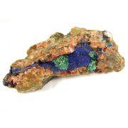 Azurita Pedra Natural Bruta - Frete Grátis - 4557