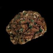 Barita com Cerussita Bruta Pedra Natural - 7051