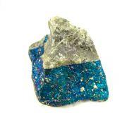 Bornita Pedra Natural Bruta - Frete Grátis - 4561