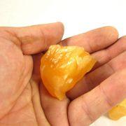 Calcita Mel Pedra Natural Bruta