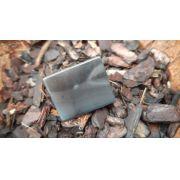 Anel Pedra Natural Ágata Fumê Maciço (n. 16)