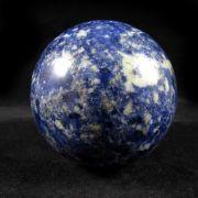 Esfera Sodalita Pedra Natural Bruta