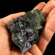 Esmeralda com Molibinerita Pedra Natural Bruta - 6421