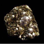 Mica Roxa Pedra Natural Bruta