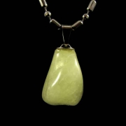 Pingente de Enxofre Pedra Natural - 6625