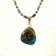 Pingente Turquesa Pedra Natural - 6835