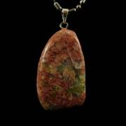 Pingente Unakita Pedra Natural - 6709