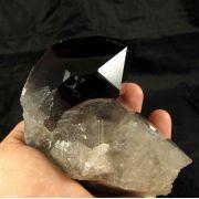 Quartzo Fumê Drusa Cristal Pedra Natural