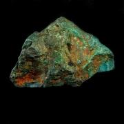 Shattuckita Bruta Pedra Natural - 6907