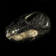 Turmalina Negra Pedra Natural Rolada -5677