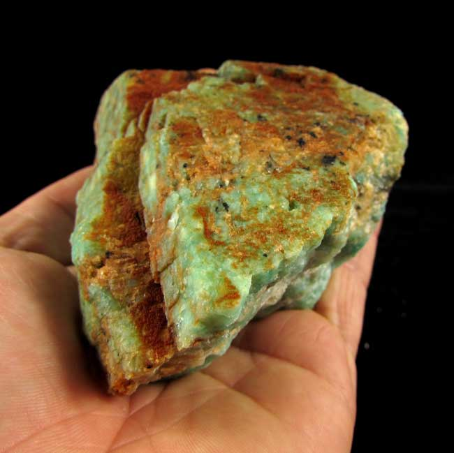 Amazonita Bruta Pedra Natural - 5955