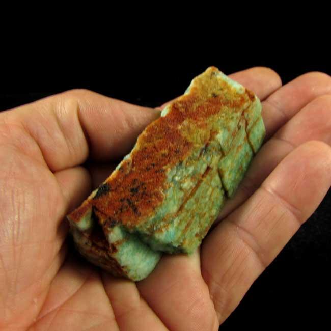 Amazonita Bruta Pedra Natural - 5957