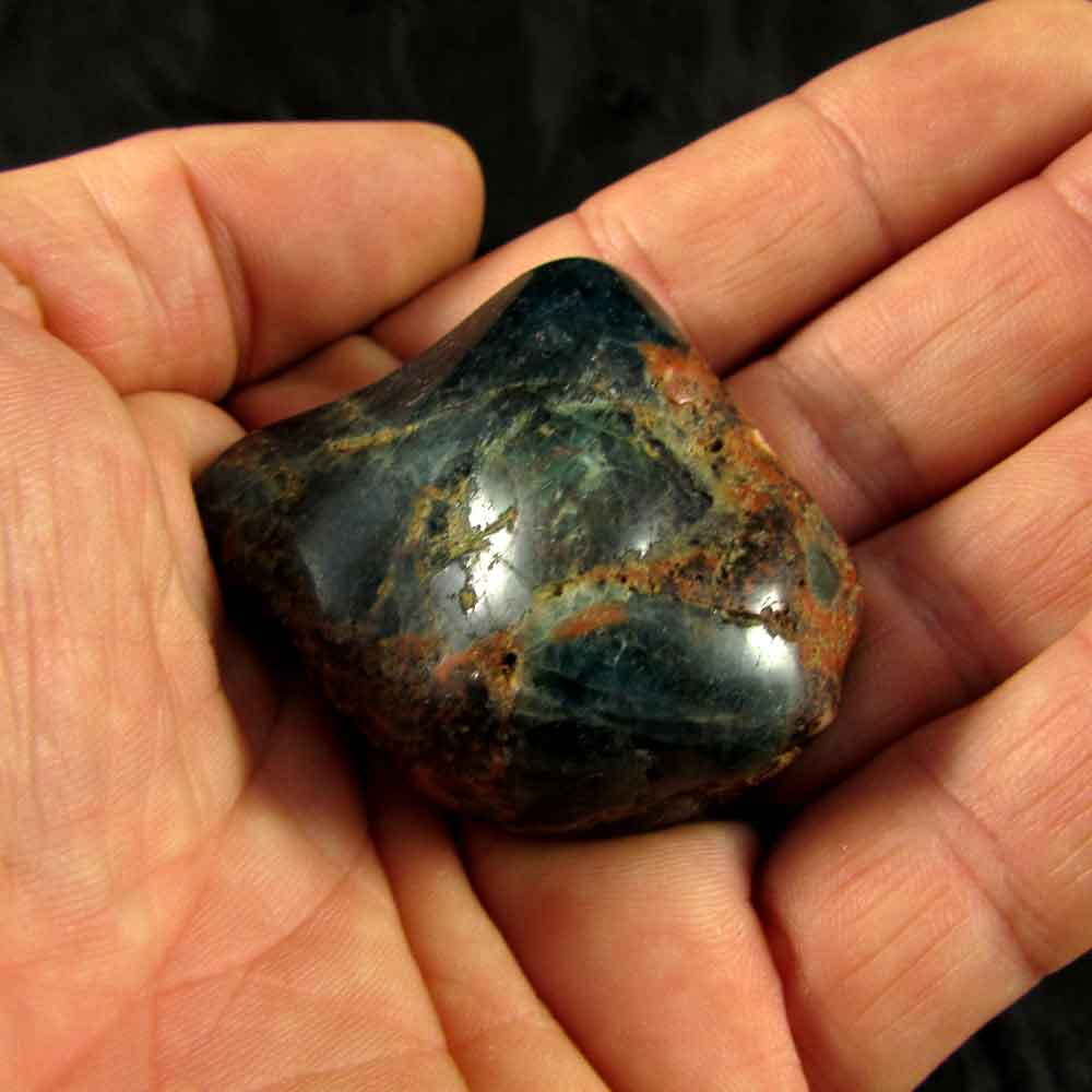 Apatita Pedra Natural Bruta - 4337