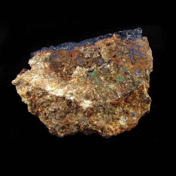 Azurita Bruta Pedra Natural - 6375