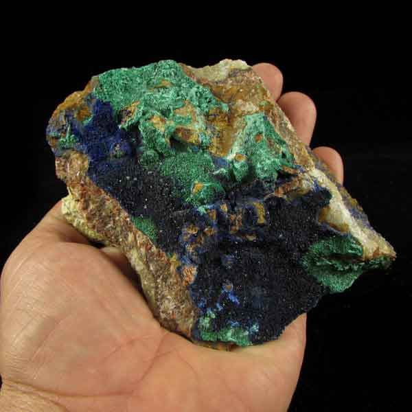 Azurita Bruta Pedra Natural - 6391