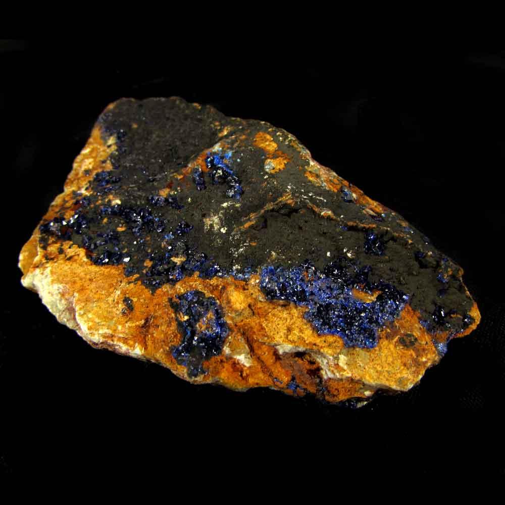 Azurita Pedra Natural Bruta - 4021