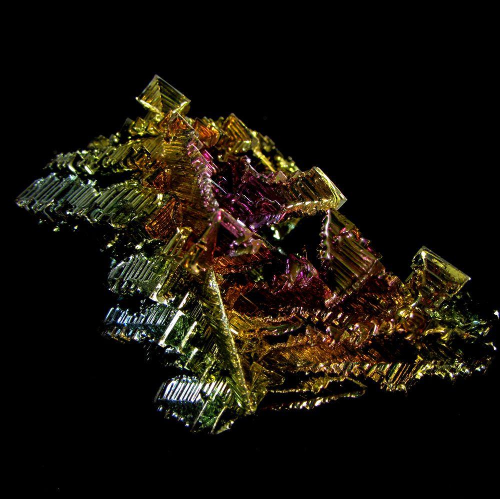 Bismuto Pedra da Virtude - Frete Grátis - 4881