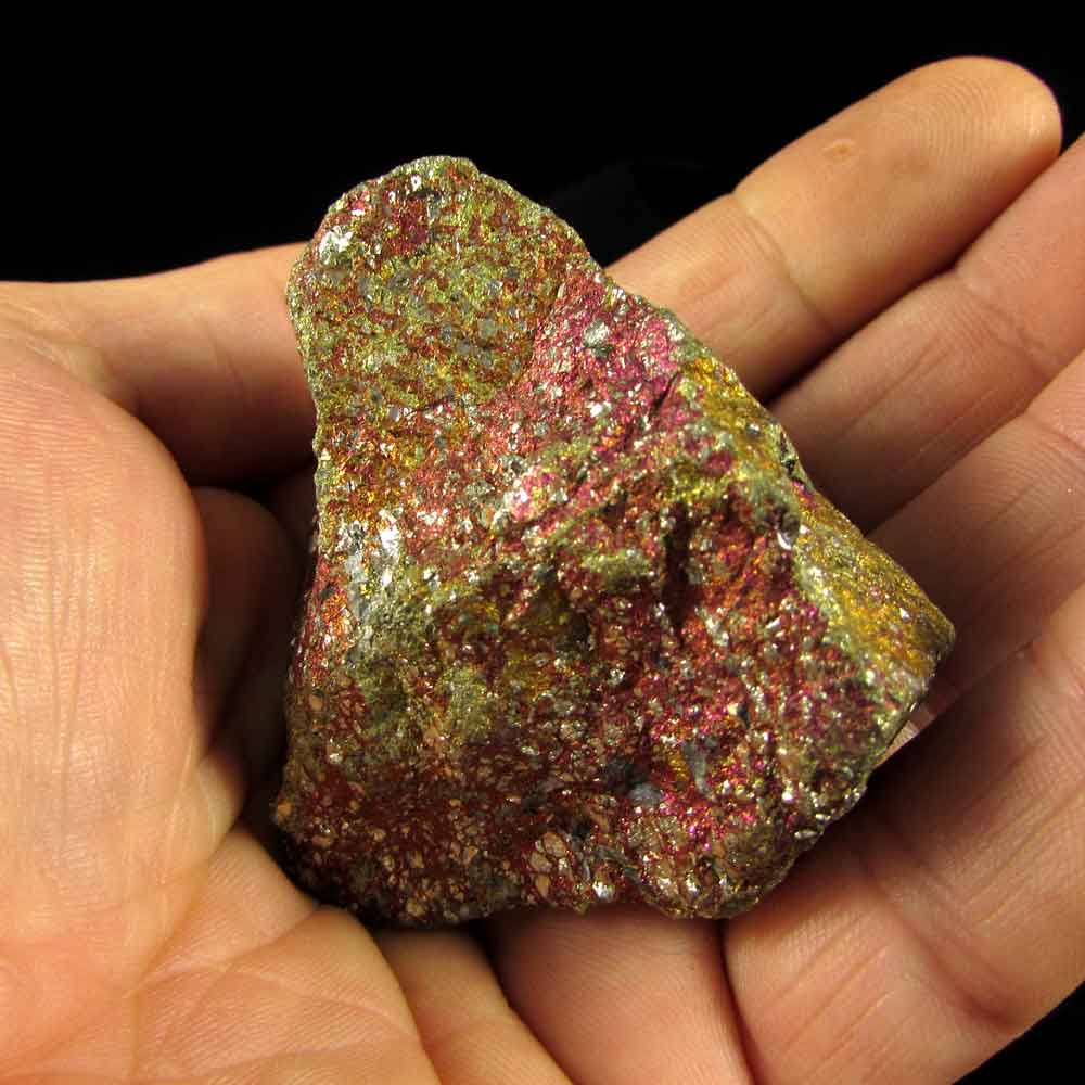 Bornita Pedra Natural Bruta - 2955
